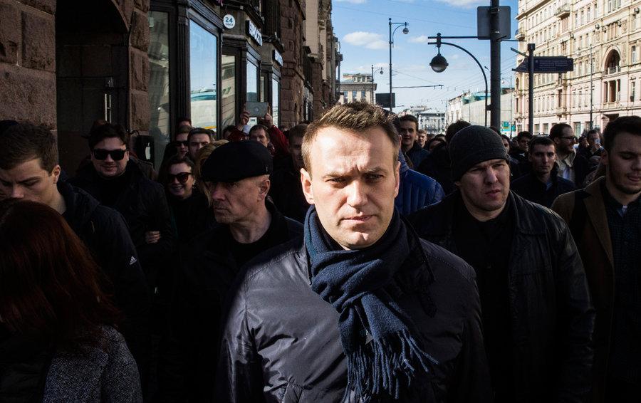 Алексей Навальный впал в кому после отравления, фото-1