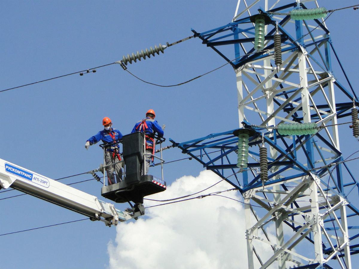 Белгородские энергетики накануне отопительного сезона провели учения по ликвидации энергоаварии, фото-5