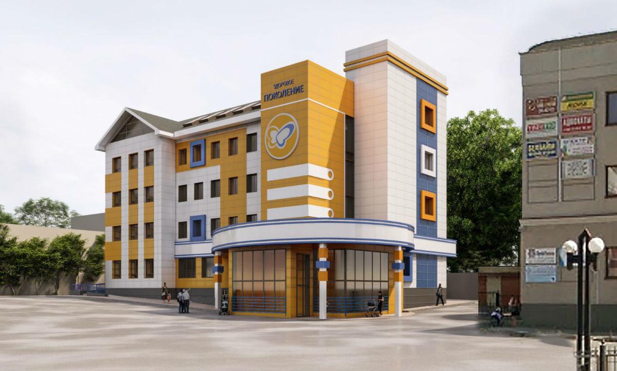 Два новых медицинских центра «Поколение» строятся в Белгородской области, фото-1