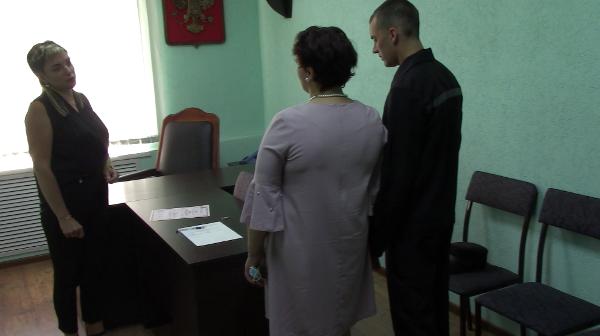 В колонии Белгорода сыграли четыре свадьбы , фото-1