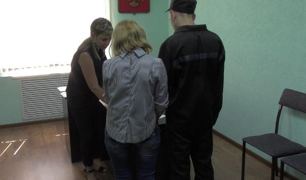 В колонии Белгорода сыграли четыре свадьбы , фото-2