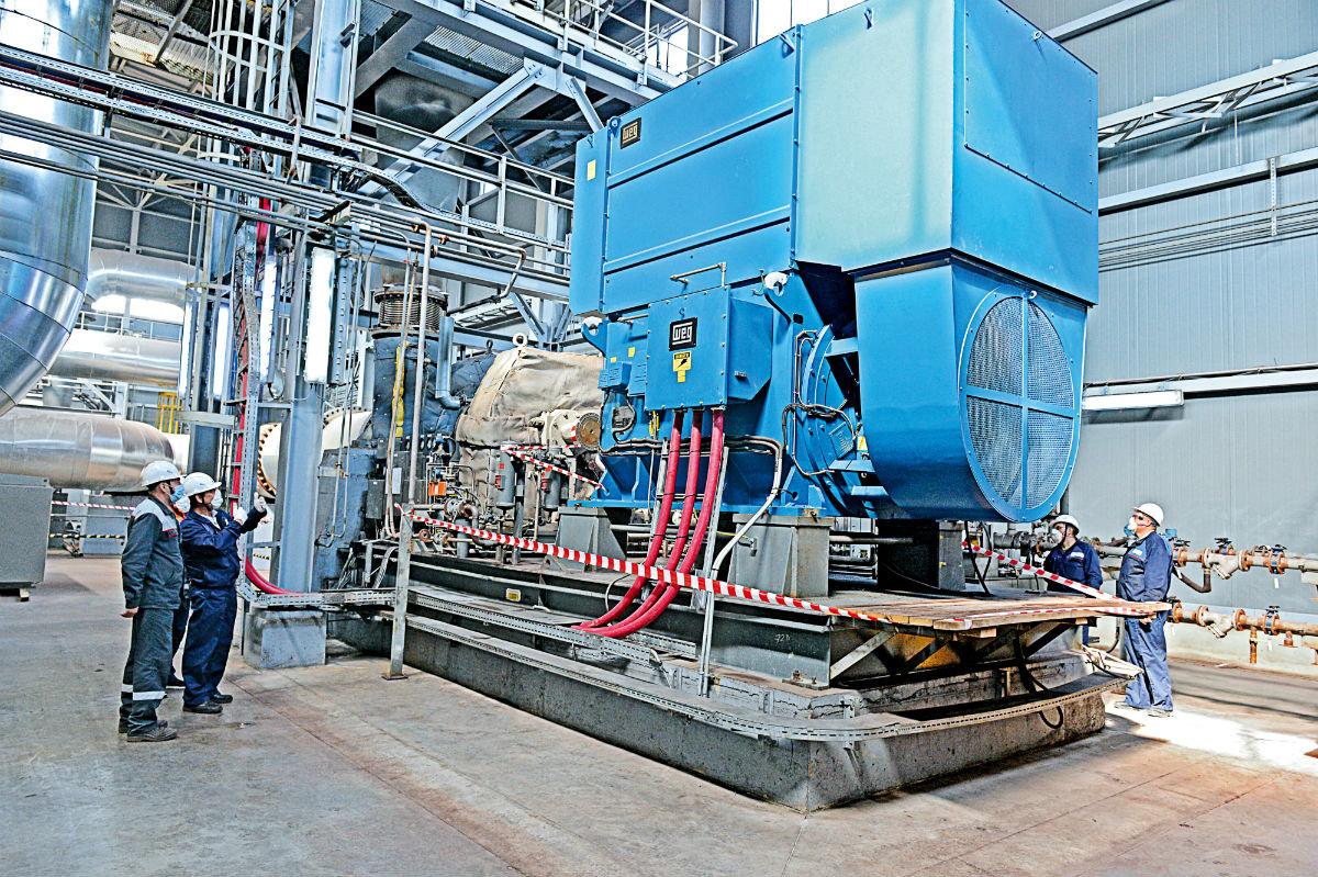 Завершился капитальный ремонт главной производственной площадки Лебединского ГОК, фото-3