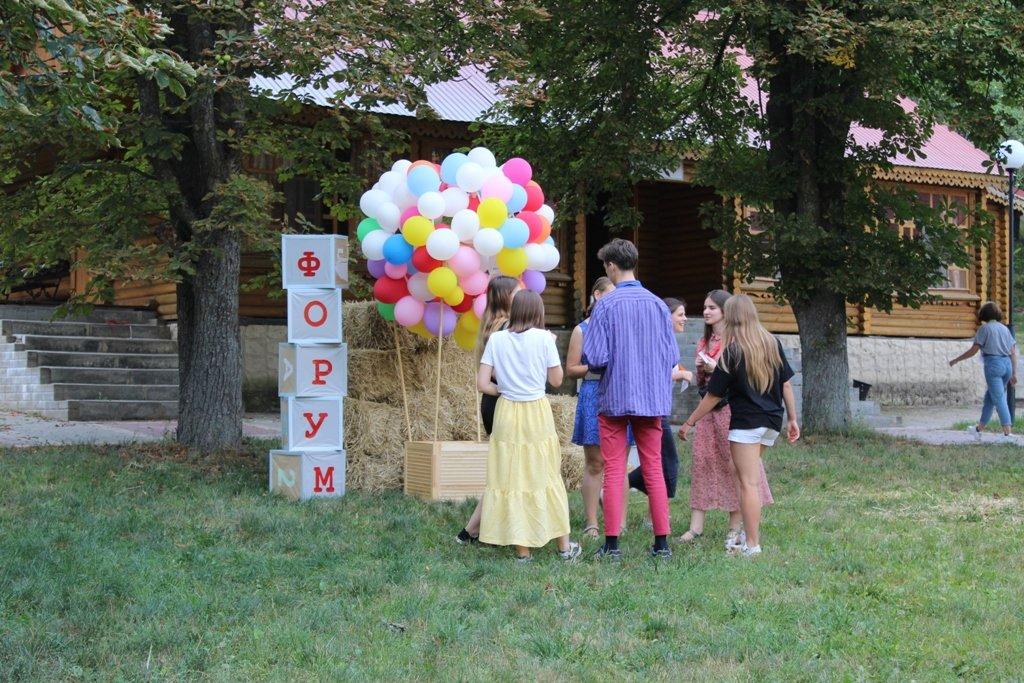В Шебекинском горокруге открылся Форум молодёжи Белгородской митрополии «Молодое дело», фото-3