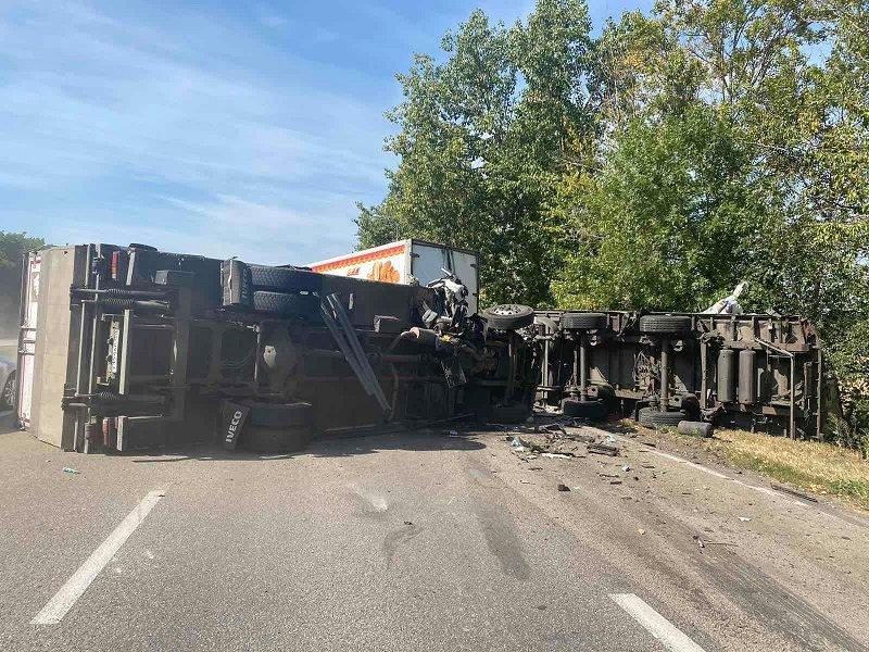 В Белгороде водитель «пятёрки» протаранил «Фольксваген», фото-1