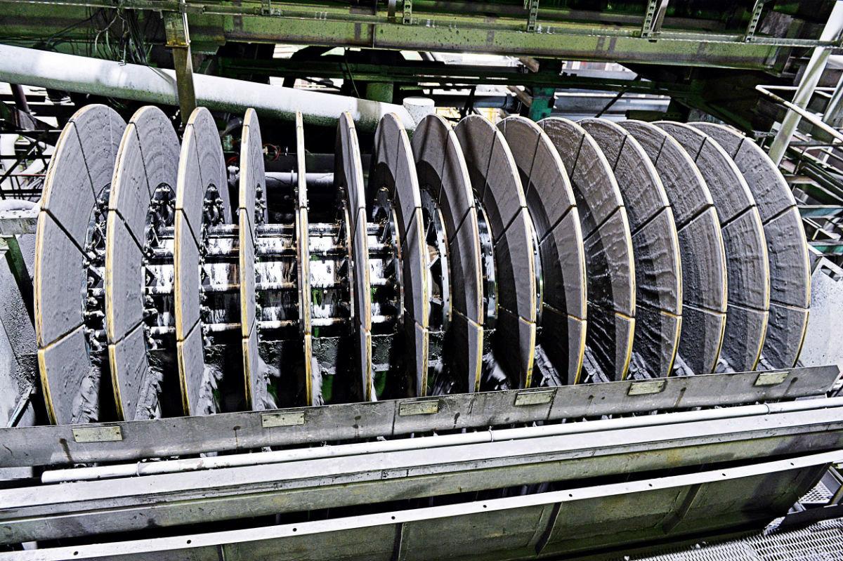 Новое оборудование повысит эффективность обогатительной фабрики Лебединского ГОКа, фото-1