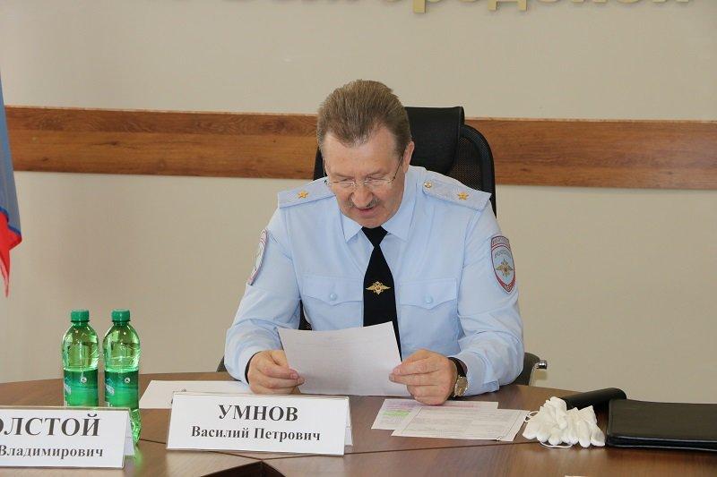 В белгородской Госавтоинспекции сменилось руководство, фото-3