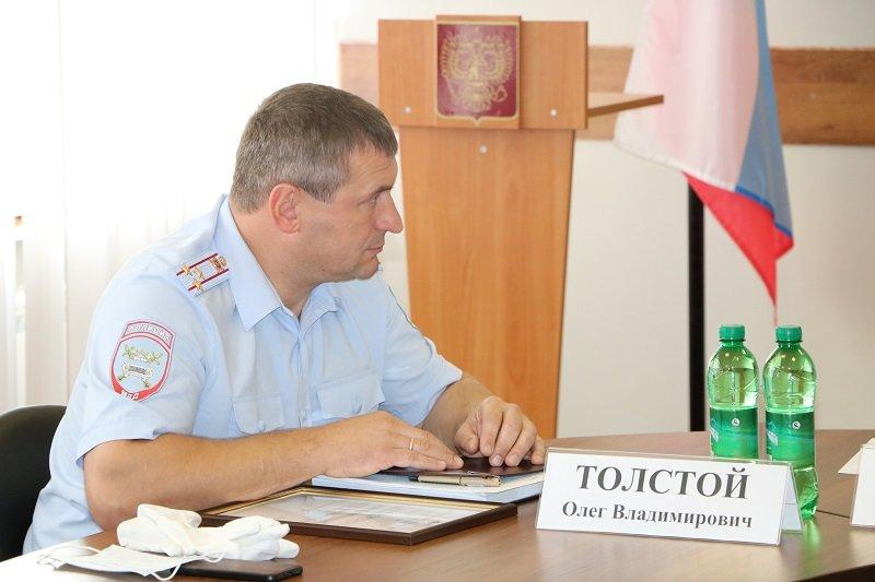 В белгородской Госавтоинспекции сменилось руководство, фото-2