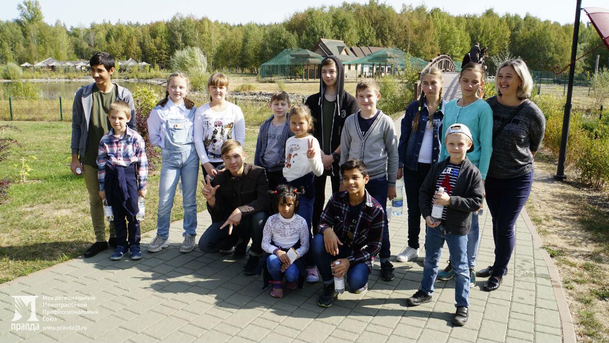 Профсоюз «Правда» подарил воспитанникам социально-реабилитационного центра поход в зоопарк и бургер-вечеринку , фото-5