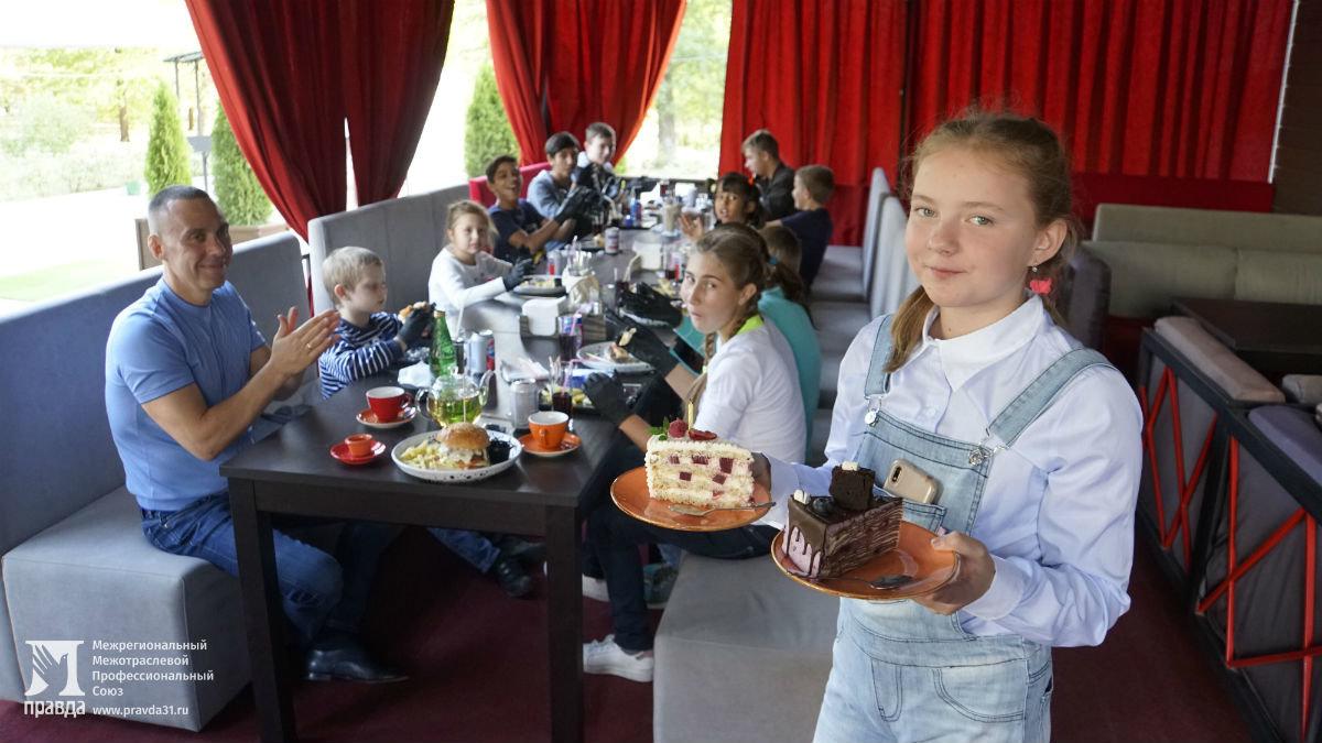Профсоюз «Правда» подарил воспитанникам социально-реабилитационного центра поход в зоопарк и бургер-вечеринку , фото-9