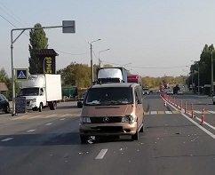 Трое белгородцев пострадали под колёсами машин за прошедшие сутки, фото-1