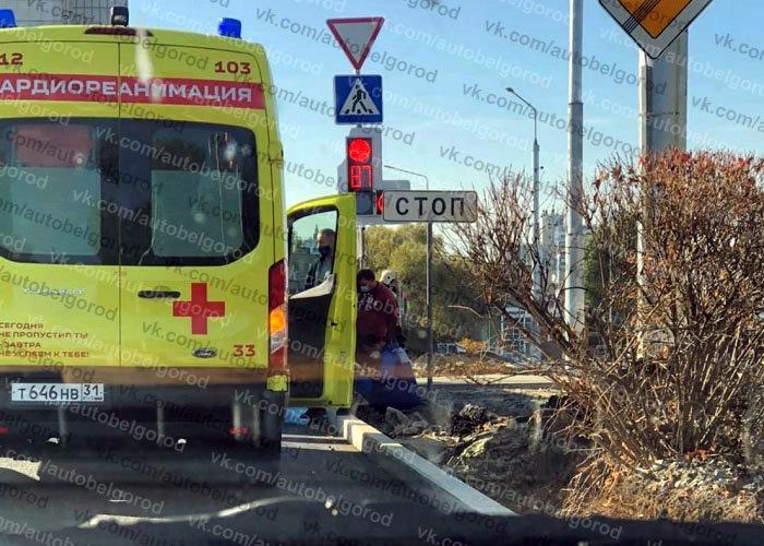 В Белгороде под колёсами автобуса погибла женщина, фото-1