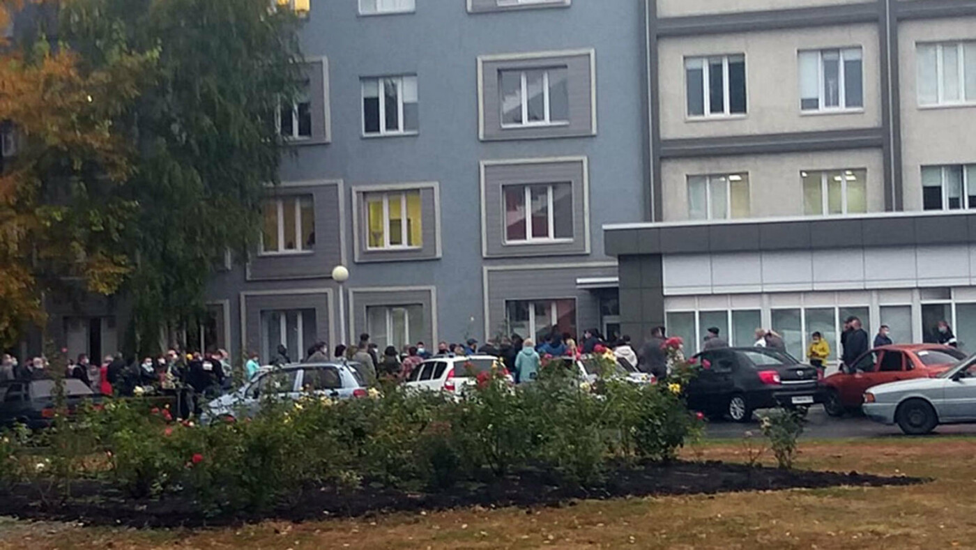 Белгородцы начинают неделю с больничных очередей, фото-1