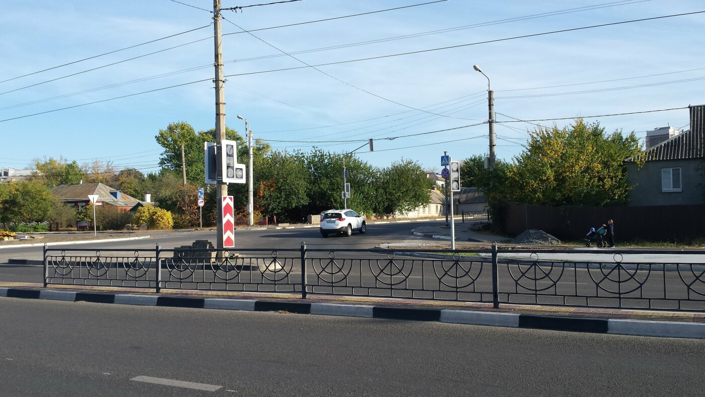 В Белгороде на Спутнике появится ещё один перекрёсток со светофорами, фото-1