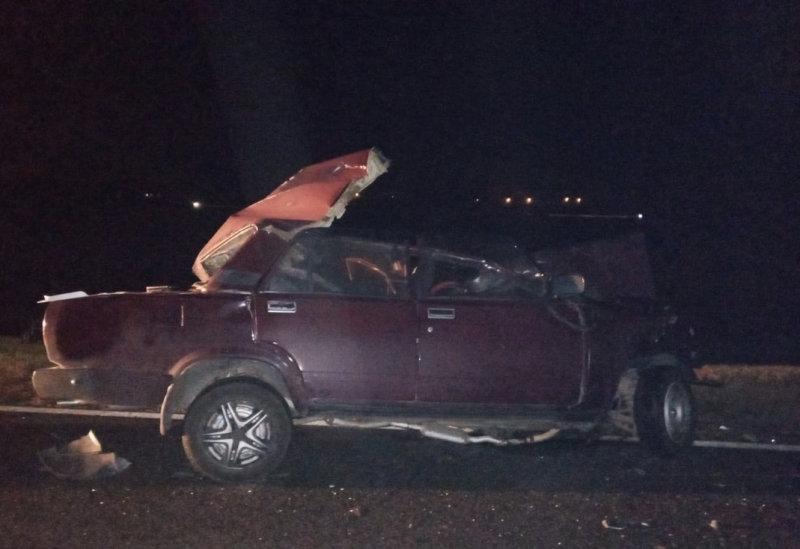 Трое белгородцев погибли в столкновении легковушки с фурой, фото-2