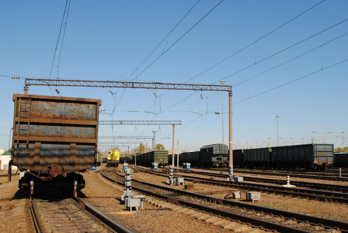 Две тысячи вагонов за сутки. Таможенный пост в Белгородской области работает, несмотря на закрытые границы, фото-1