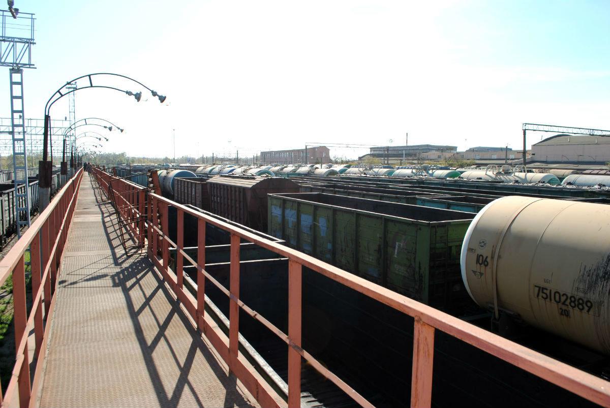 Две тысячи вагонов за сутки. Таможенный пост в Белгородской области работает, несмотря на закрытые границы, фото-3