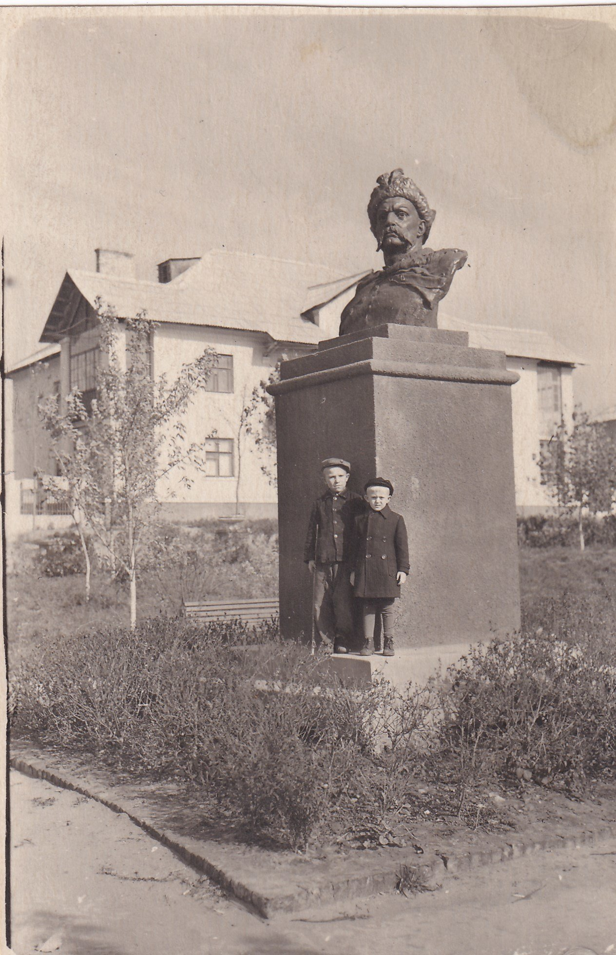 Старый Белгород. Ретро-фоторепортаж из семейного альбома, фото-16