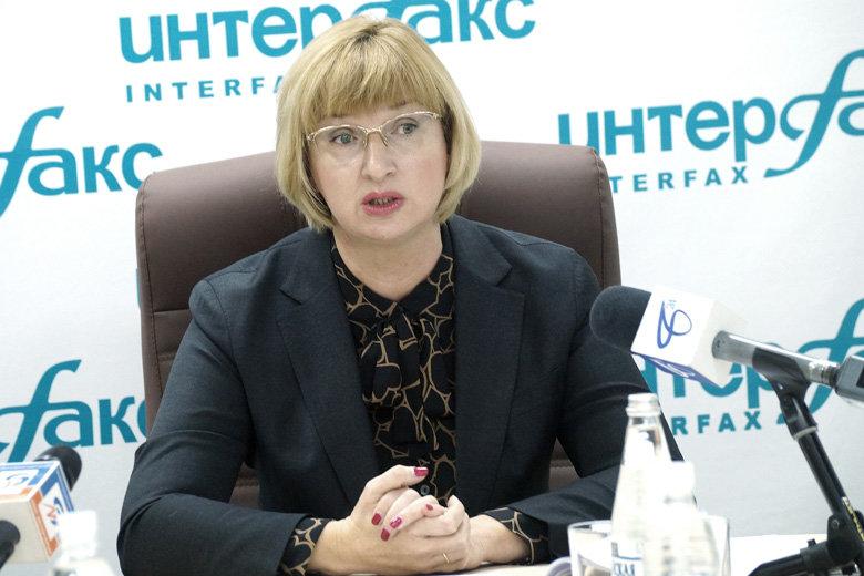 Елена Оглезнева, Фото: Сергей Егоров