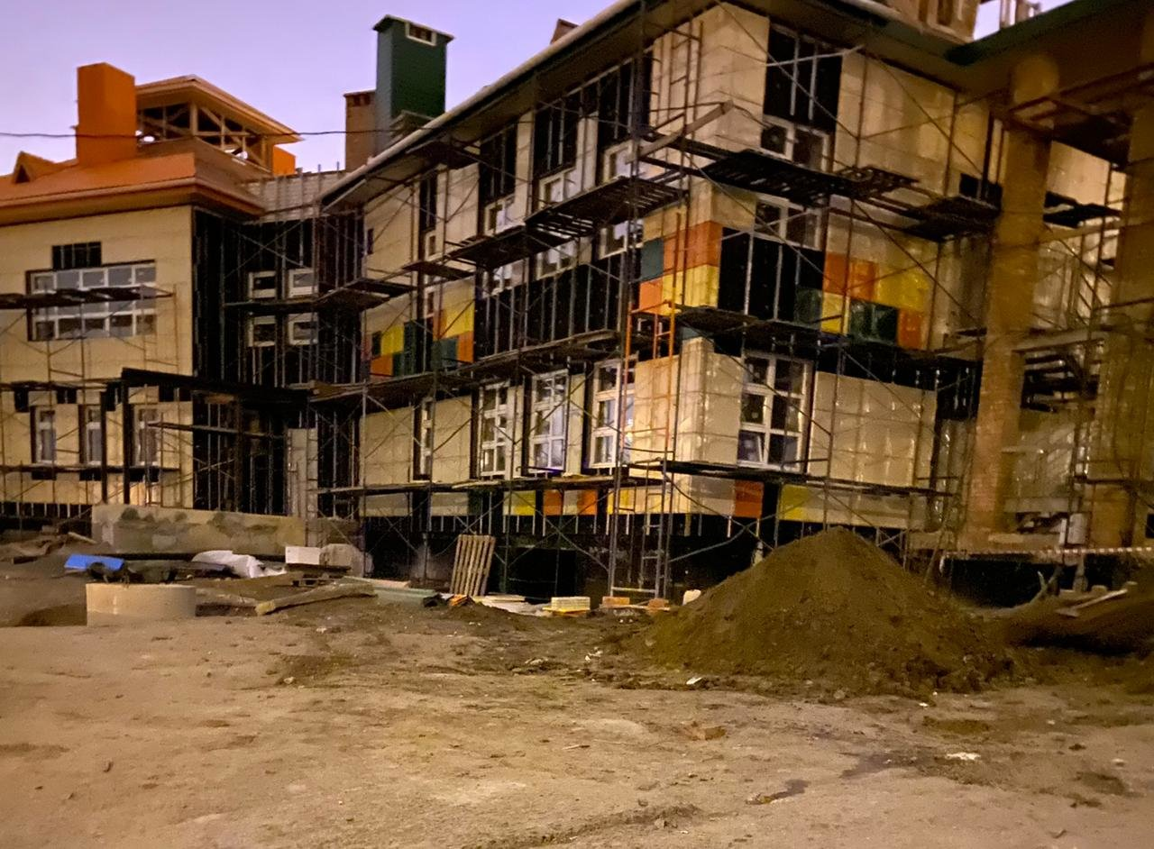 Место происшествия, фото Следственного комитета