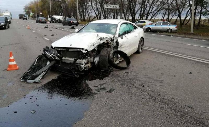 Аварии минувших суток