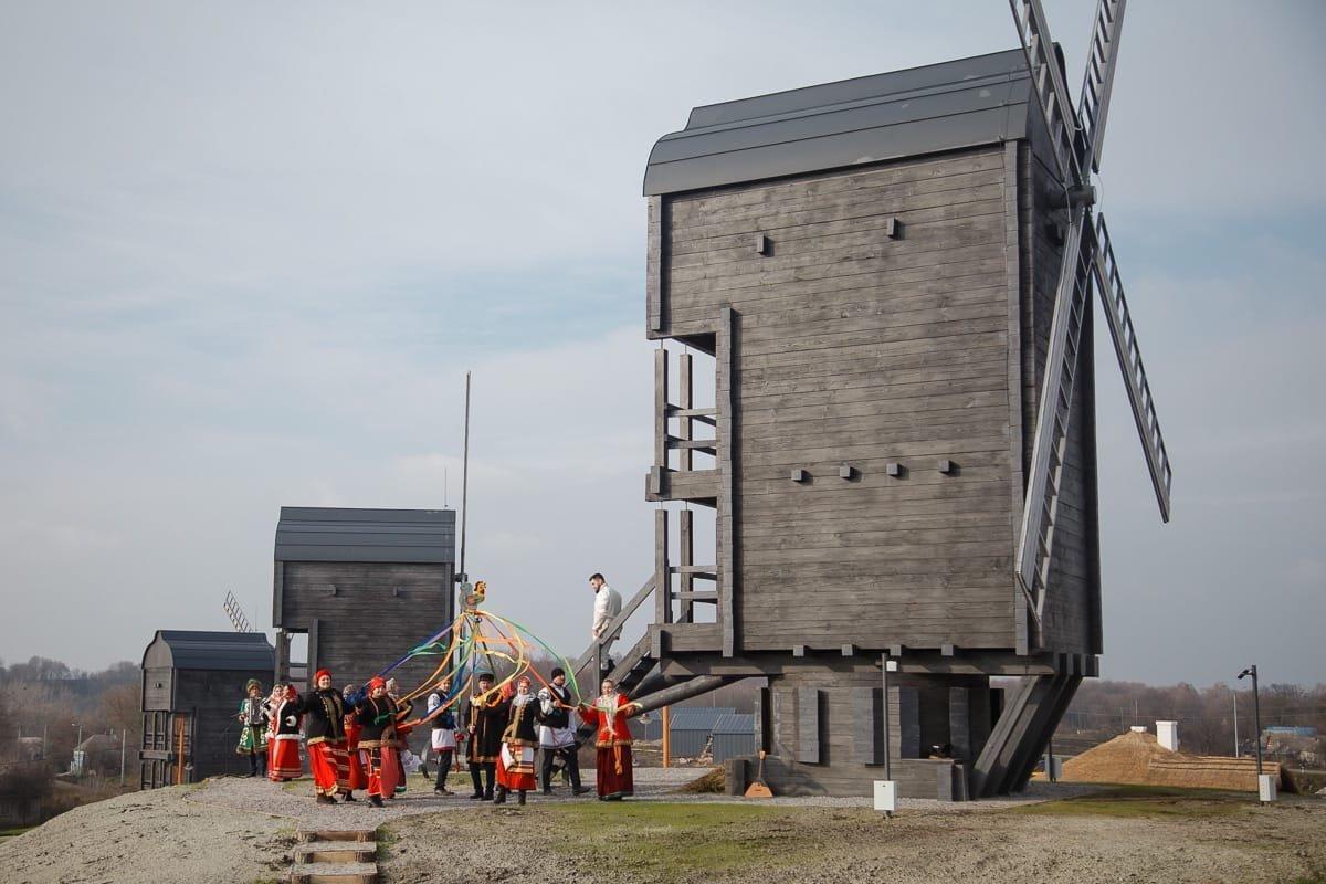 Открытие комплекса «Слобожанщина» в Колотиловке, Фото: пресс-служба губернатора и правительства Белгородской области