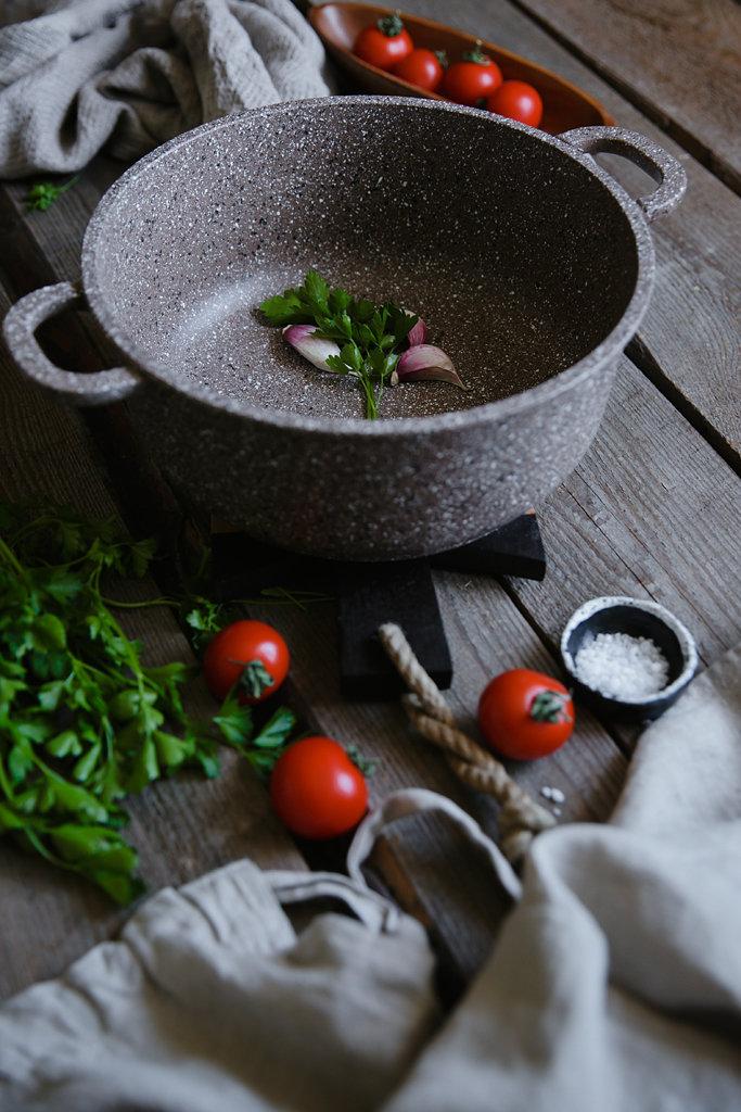 Приятного аппетита! Правильные сковородки от «Гардарики», фото-7
