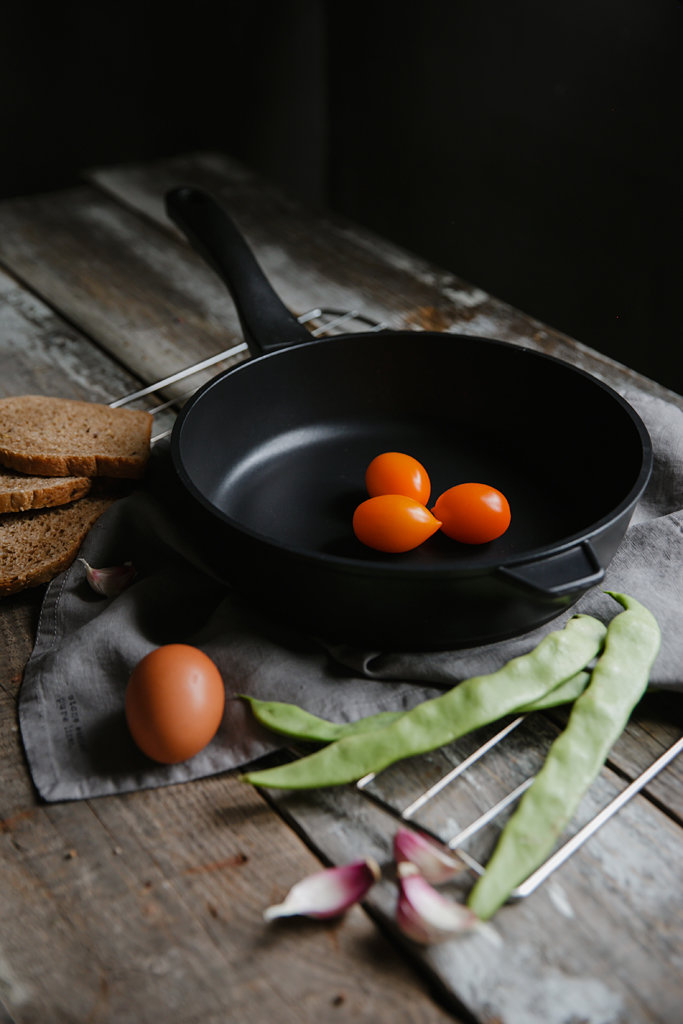 Приятного аппетита! Правильные сковородки от «Гардарики», фото-10