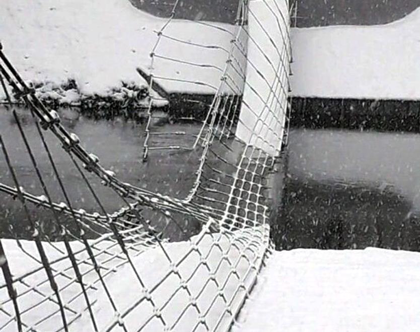 Обрушение моста в Волоконовке