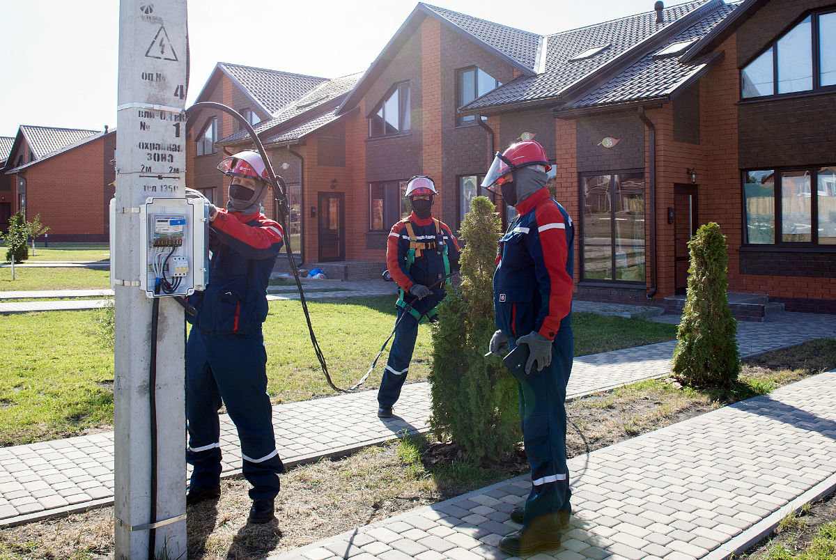В Белгородской области упрощён порядок подключения к электросетям, фото-2