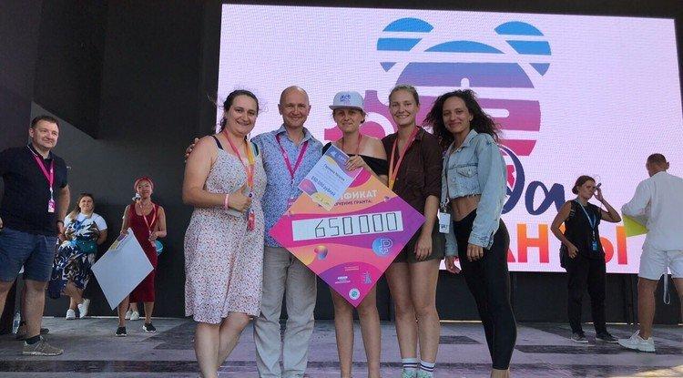 Белгородские артисты получили грант