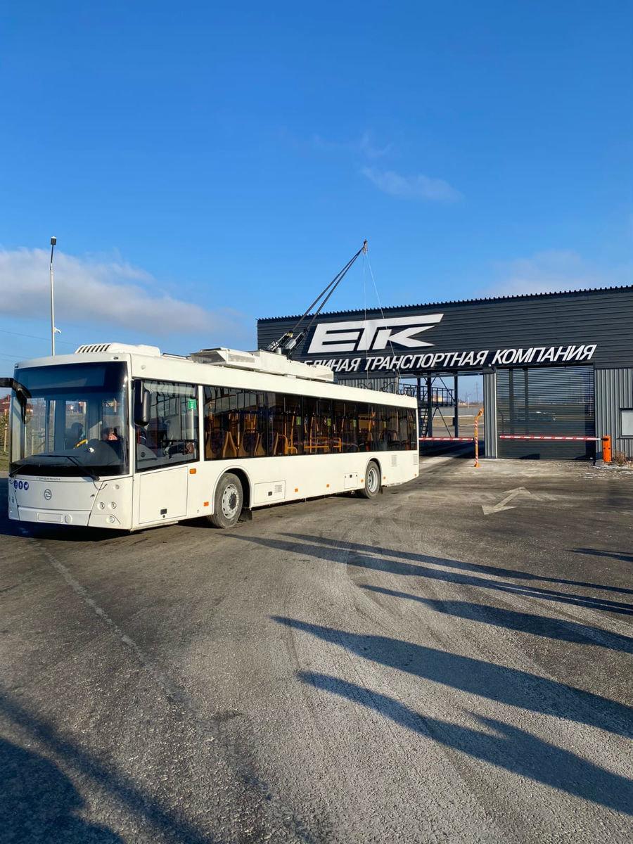 По проводам и без. В Белгороде испытали троллейбус с автономным ходом, фото-1