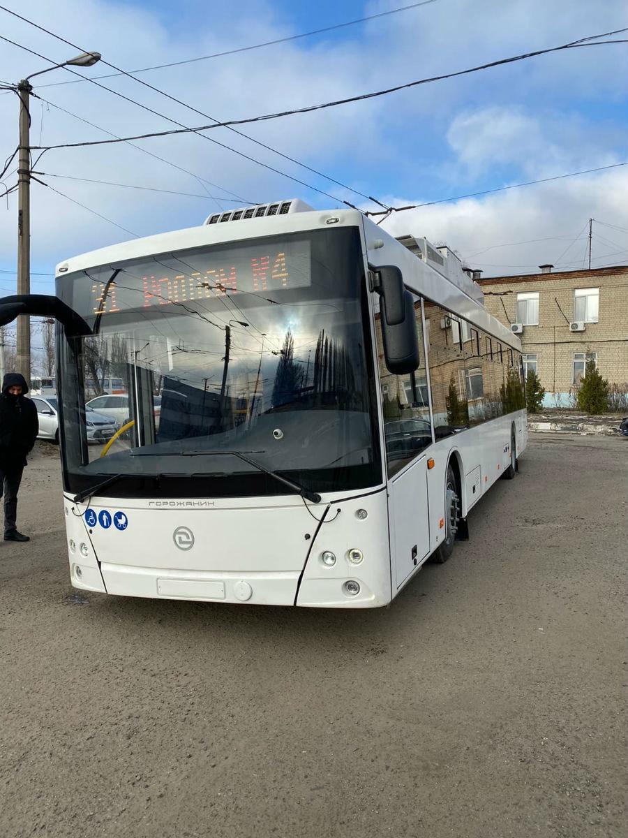 По проводам и без. В Белгороде испытали троллейбус с автономным ходом, фото-3