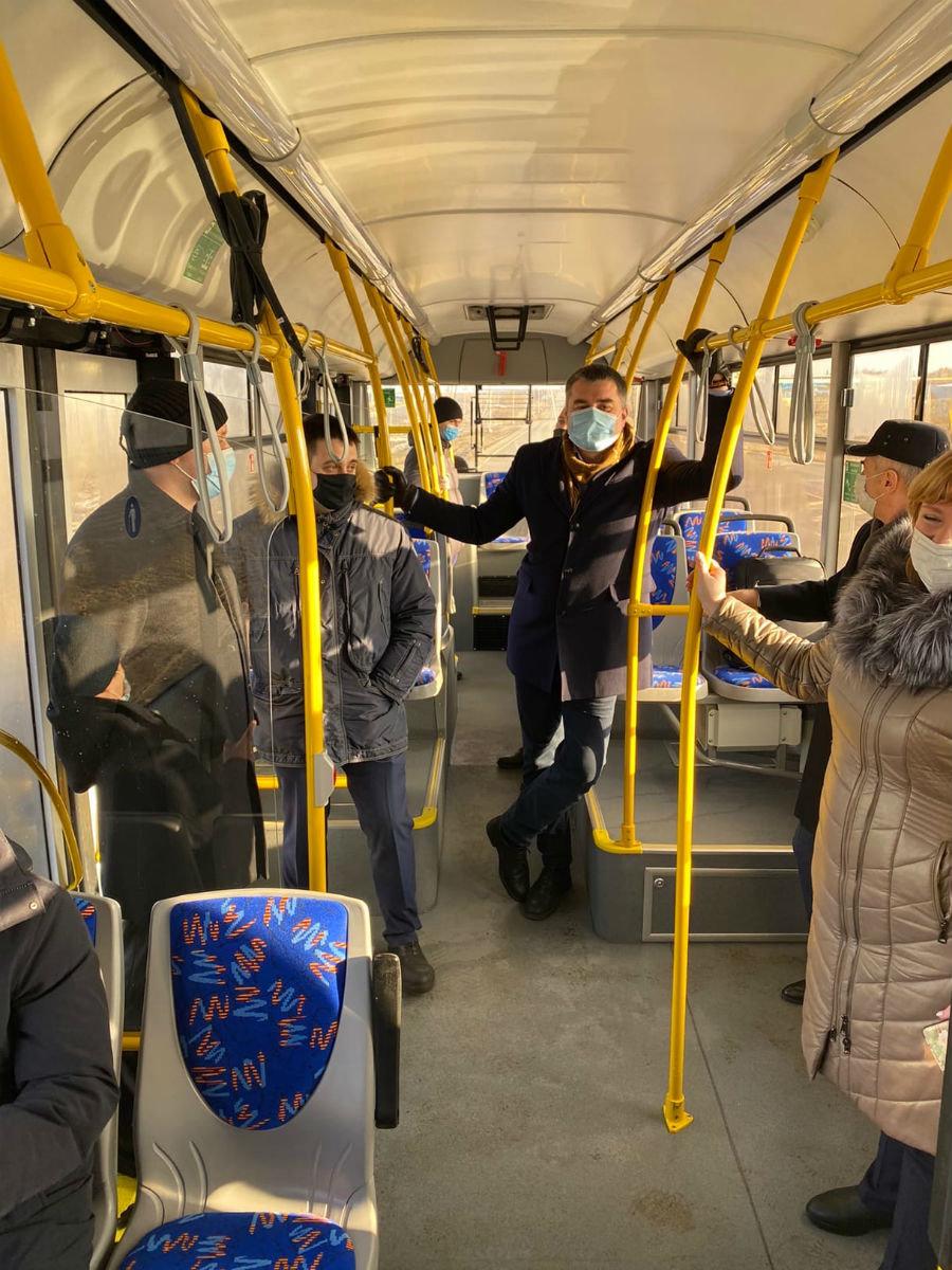 По проводам и без. В Белгороде испытали троллейбус с автономным ходом, фото-2