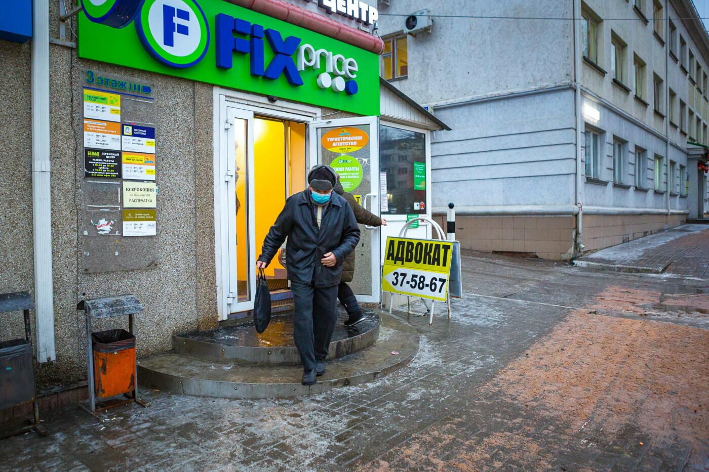 Последствия ледяного дожда в Белгороде, Фото: Антон Вергун