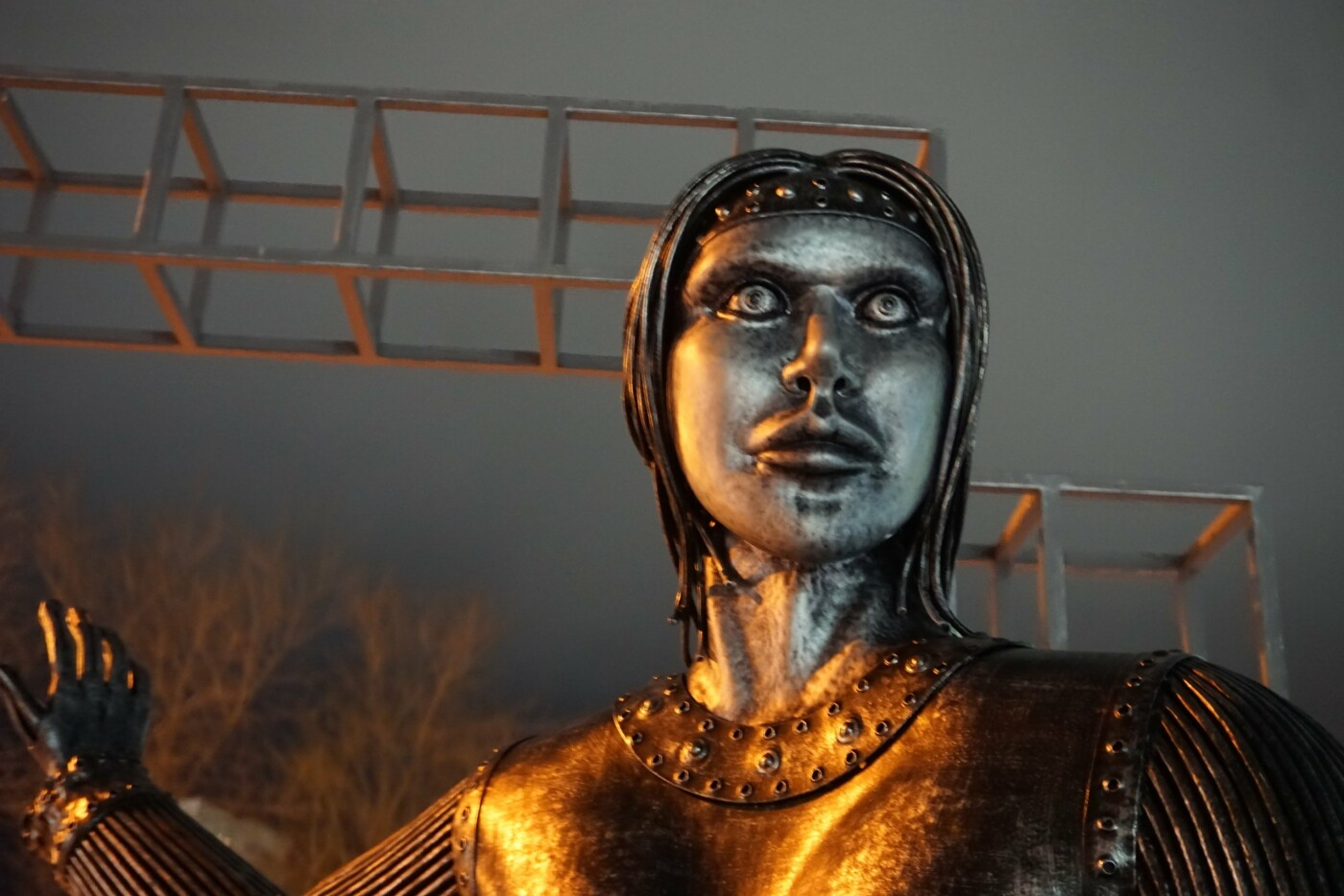 Арт-объект «Алёнушка», «Нововоронеж Online»
