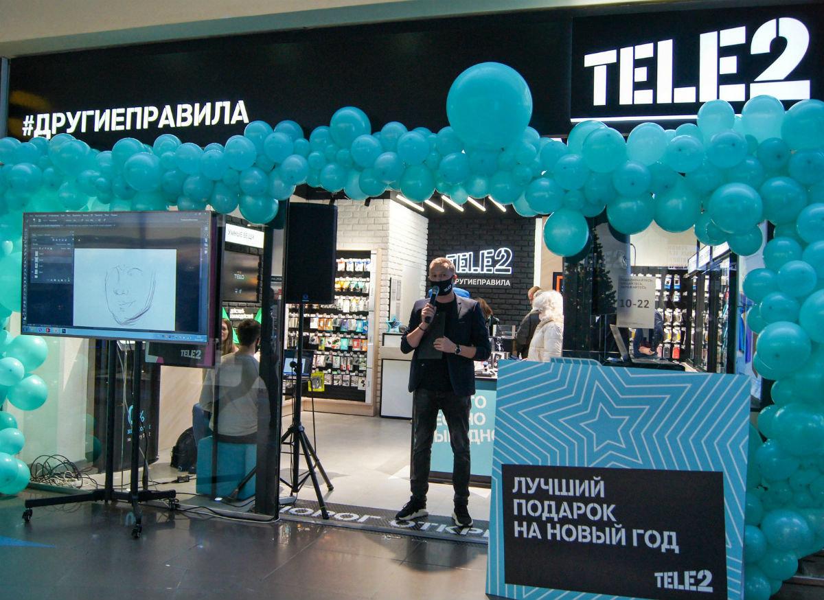 В digital-салоне Tele2 белгородцы могут получить услуги в один клик, фото-5
