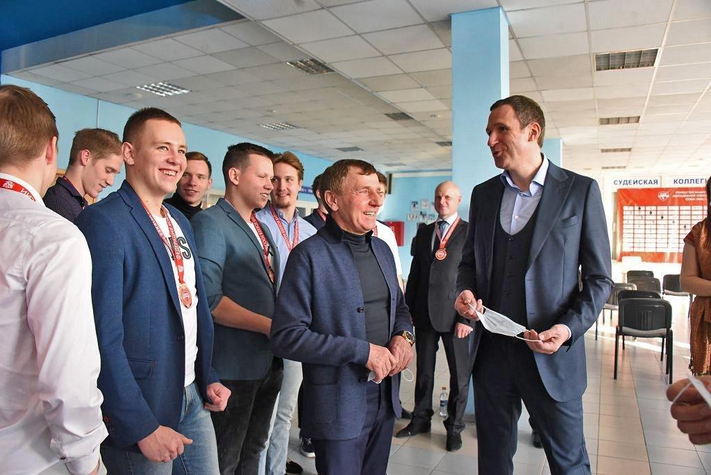 Белгородские хоккеисты – бронзовые призёры Национальной молодёжной лиги