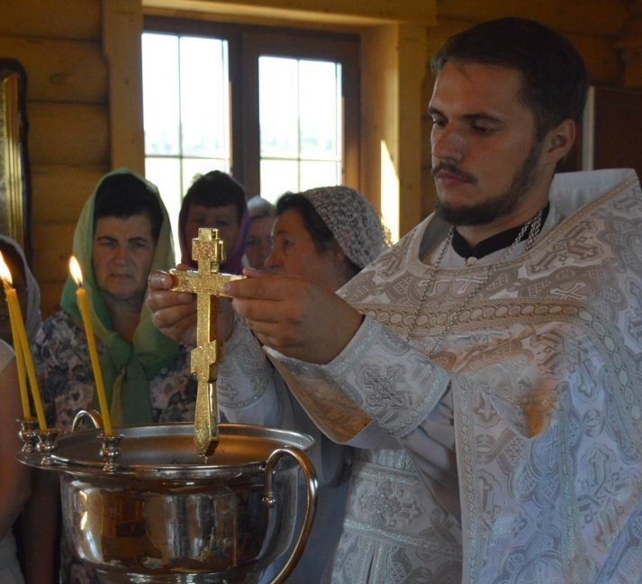 В Белгородской области сельский священник открыл секцию айкидо