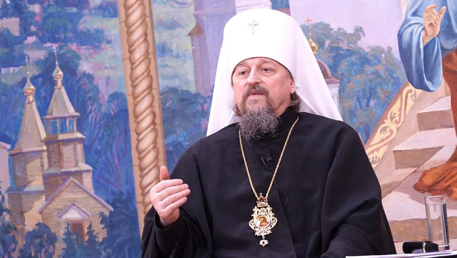 Митрополит Белгородский Иоанн, Фото: Сергей Егоров