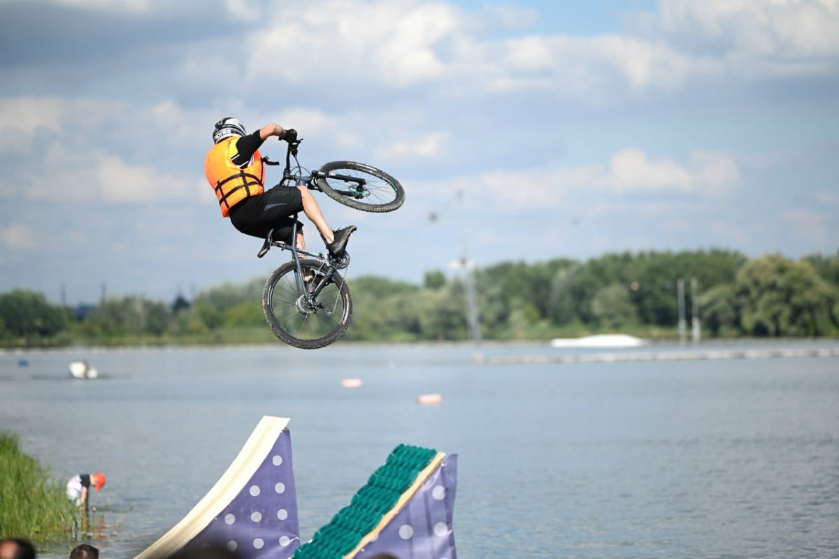 Фестиваль Fun Jumping 2020