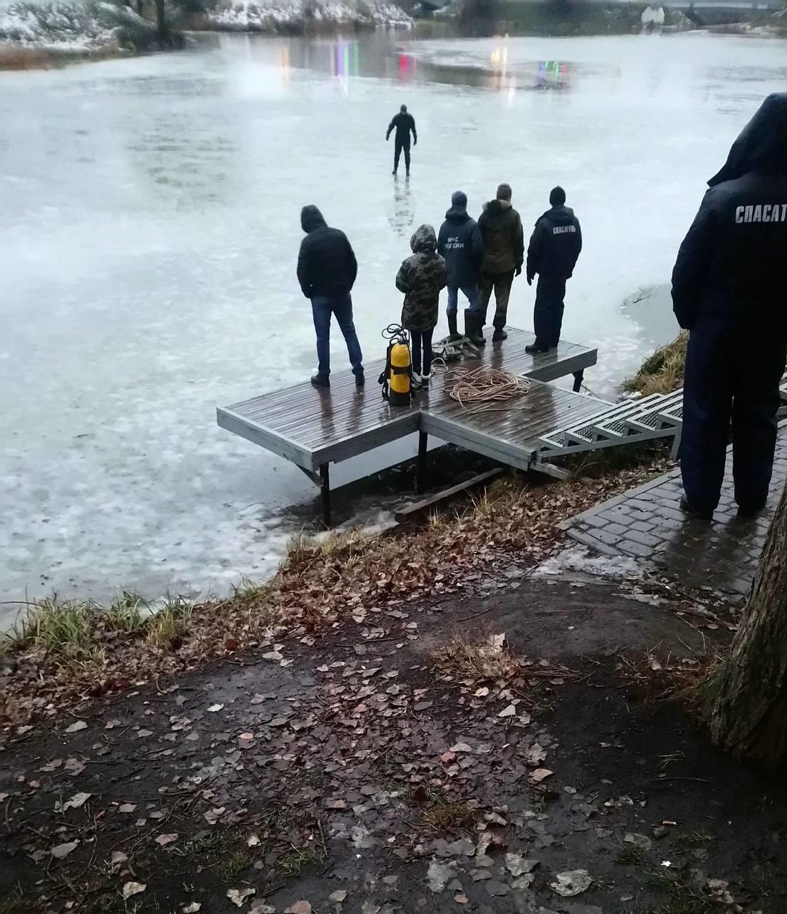 Из Везёлки в Белгороде достали тело девушки, фото-1