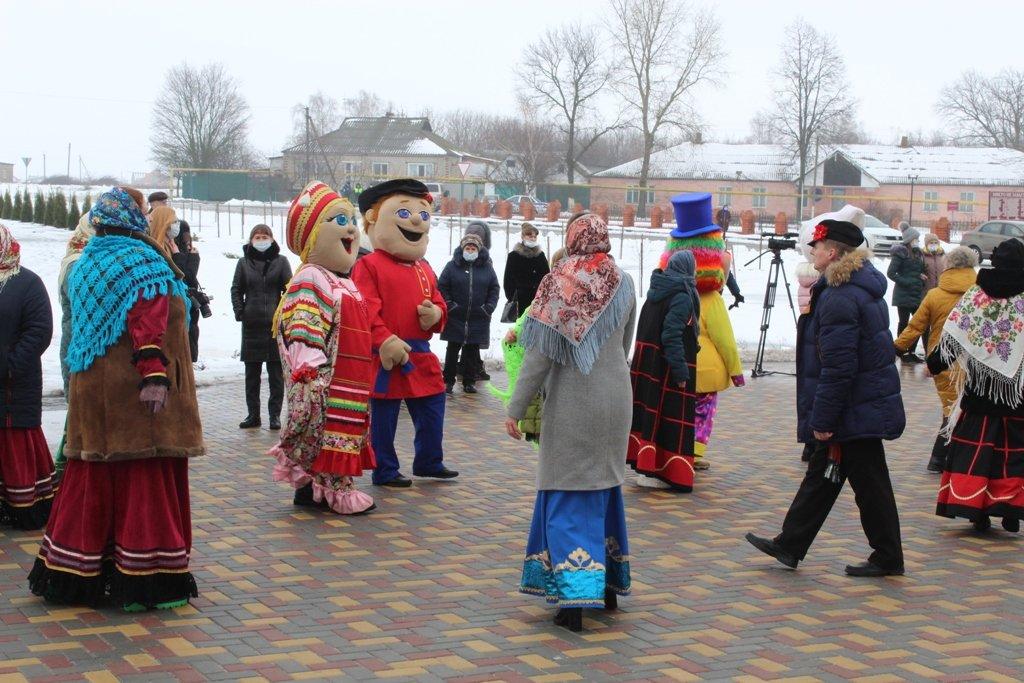 В Чернянском районе открылся Дом культуры, построенный на средства депутата Андрея Скоча, фото-10