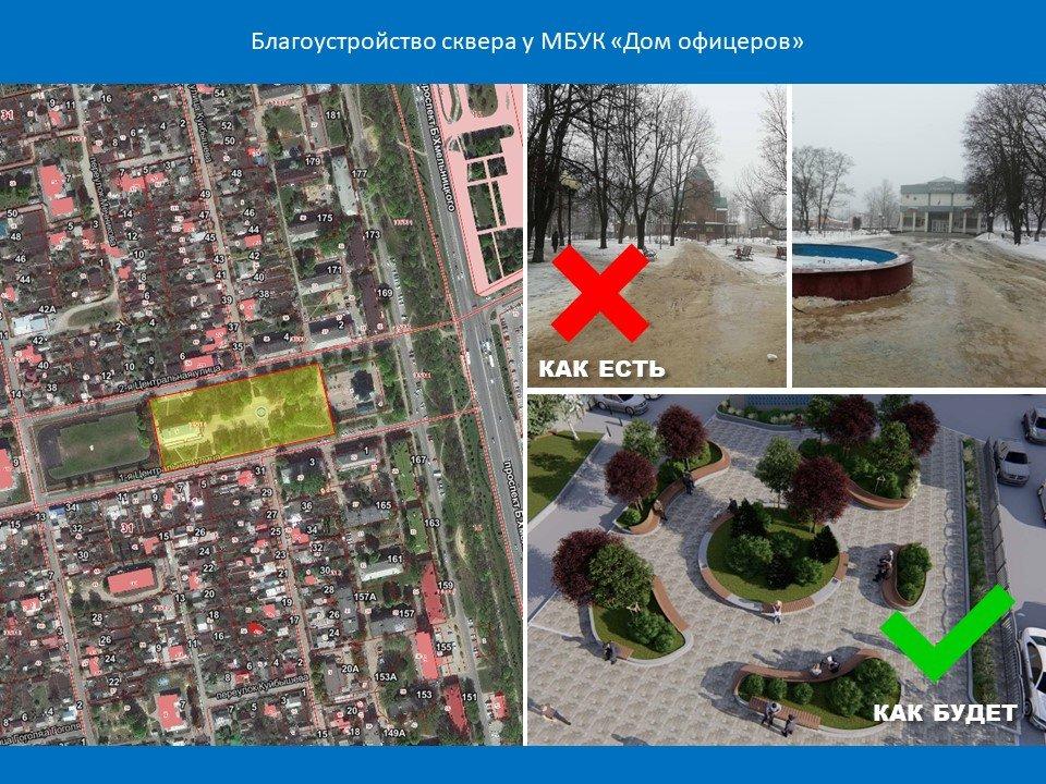 Какие проекты благоустройства предлагают мэрии Белгорода, фото-5