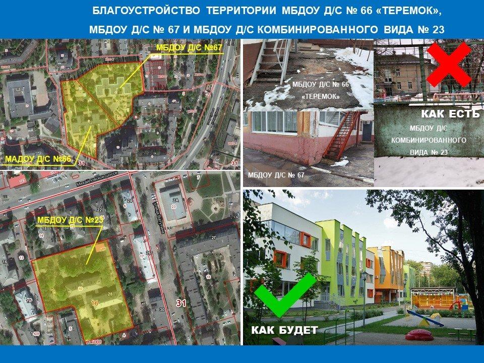 Какие проекты благоустройства предлагают мэрии Белгорода, фото-6