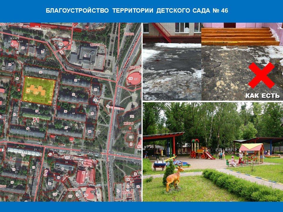 Какие проекты благоустройства предлагают мэрии Белгорода, фото-8