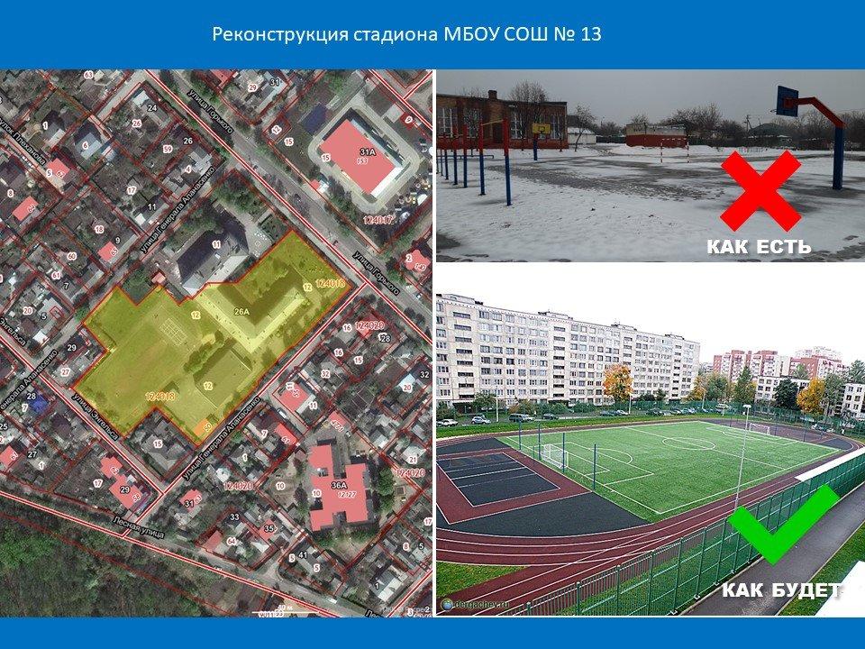 Какие проекты благоустройства предлагают мэрии Белгорода, фото-13