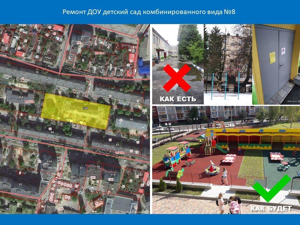 Какие проекты благоустройства предлагают мэрии Белгорода, фото-14