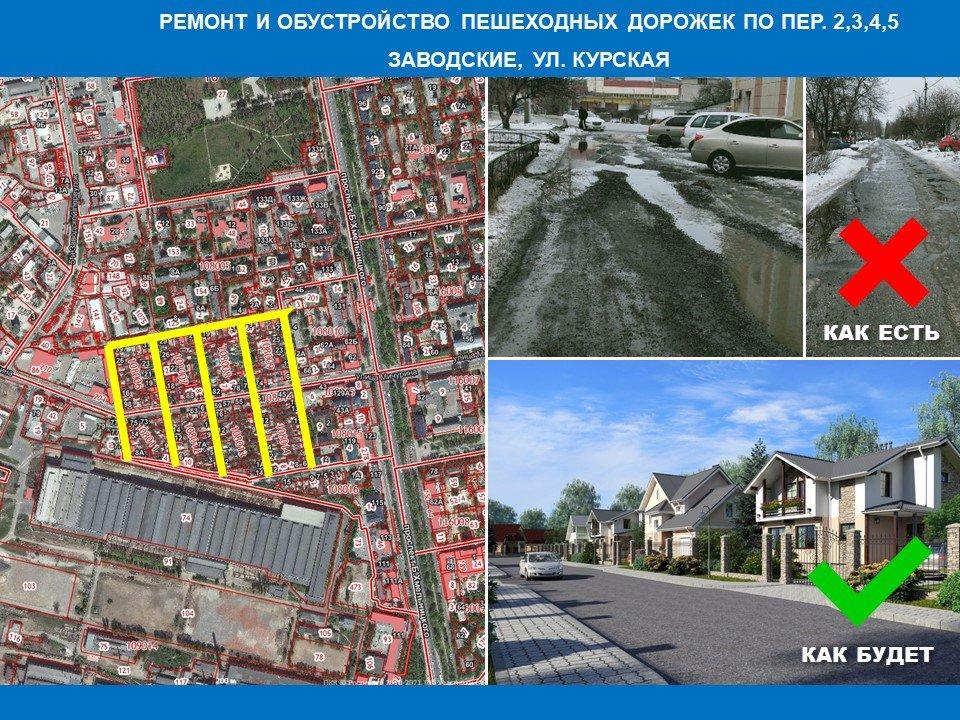 Какие проекты благоустройства предлагают мэрии Белгорода, фото-15