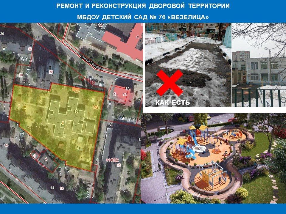 Какие проекты благоустройства предлагают мэрии Белгорода, фото-16