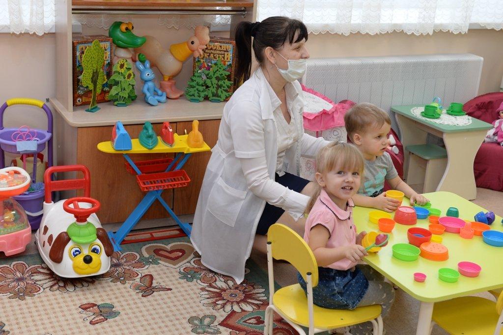 В Старом Осколе открылся детсад после капремонта на средства депутата Андрея Скоча, фото-12